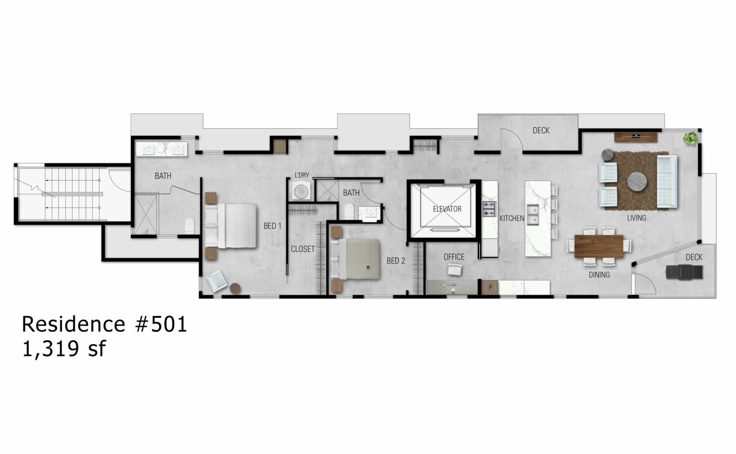 Floor plans two ten comstock for 501 plan